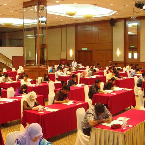 University Selection Test : UGM TENTATIVE 4th June 2016